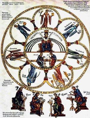 historia de la geometria para niños