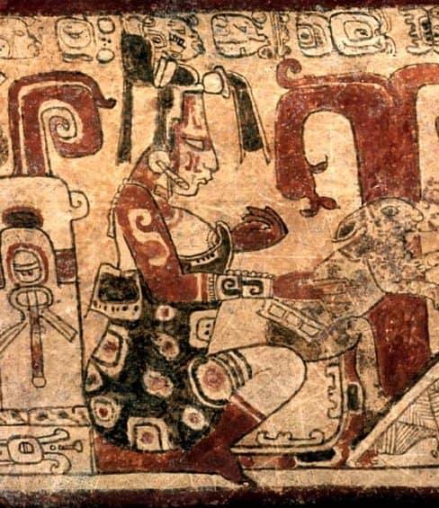 diosa madre maya