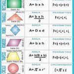 formas y figuras geometricas y sus nombres