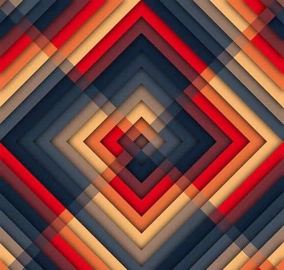 combinaciones de figuras geometricas