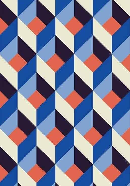 patrones para figuras geometricas