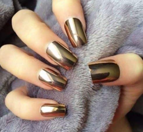 modelos de uñas pintadas